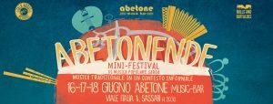 ABETONENDE. Mini-festival di musica tradizionale sarda