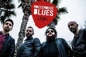 TALK ABOUT RECORDS OSPITE DI ROCCE ROSSE BLUES