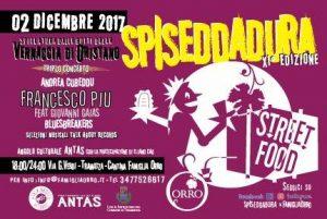 SPISEDDADURA 2017 | XI EDIZIONE