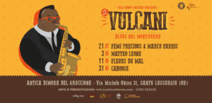 VULCANI – Blues nel Montiferru 2019