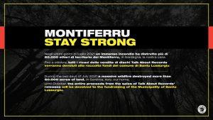 MONTIFERRU STAY STRONG